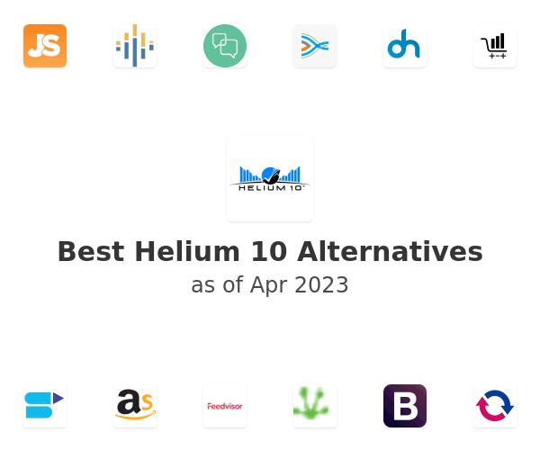 Best Helium 10 Alternatives