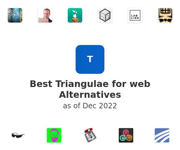 Best Triangulae for web Alternatives