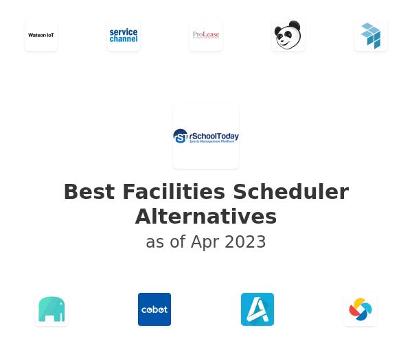 Best Facilities Scheduler Alternatives