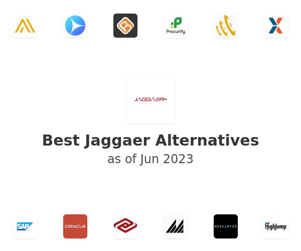 Best Jaggaer Alternatives