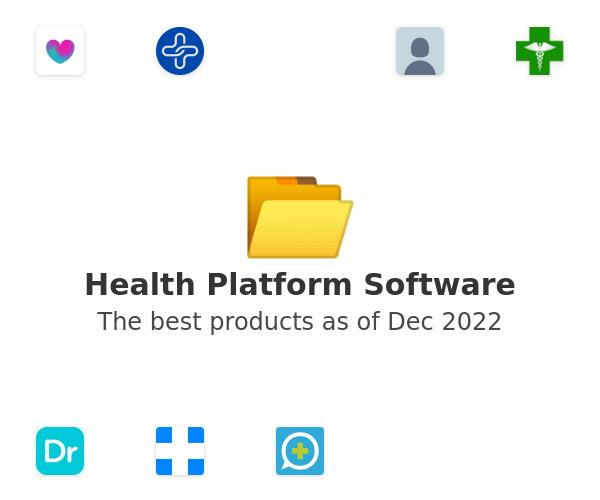 Health Platform Software