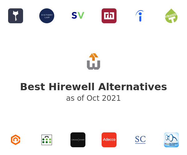 Best Hirewell Alternatives