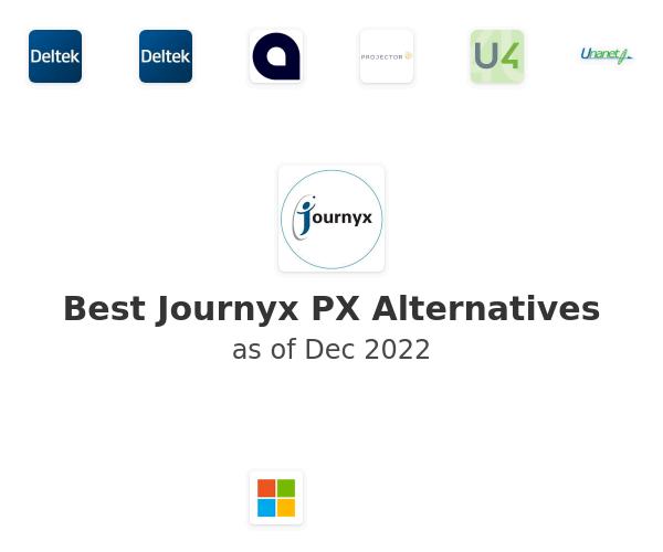 Best Journyx PX Alternatives