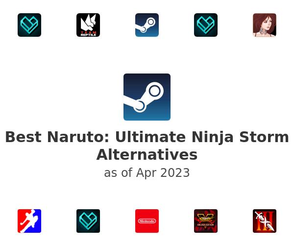 Best Naruto: Ultimate Ninja Storm Alternatives