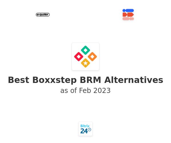 Best Boxxstep BRM Alternatives