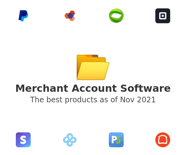 Merchant Account Software