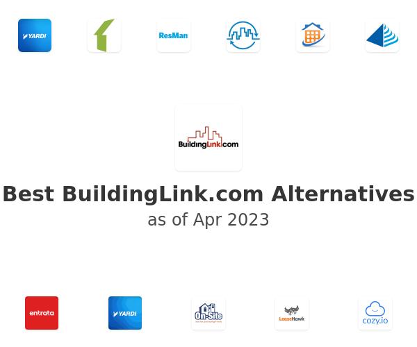 Best BuildingLink.com Alternatives