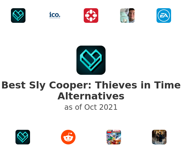 Best Sly Cooper: Thieves in Time Alternatives