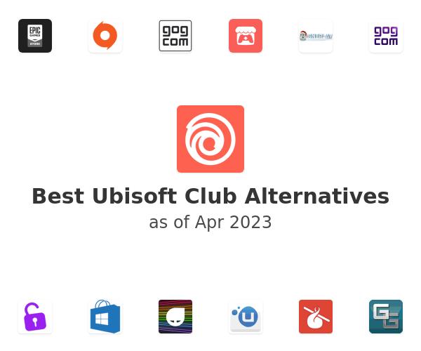 Best Ubisoft Club Alternatives
