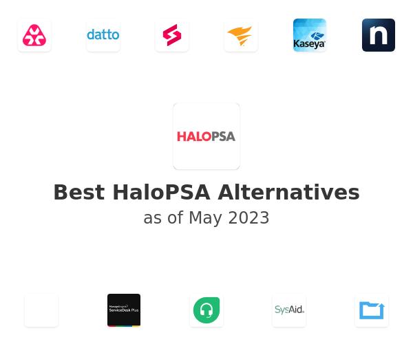 Best HaloPSA Alternatives