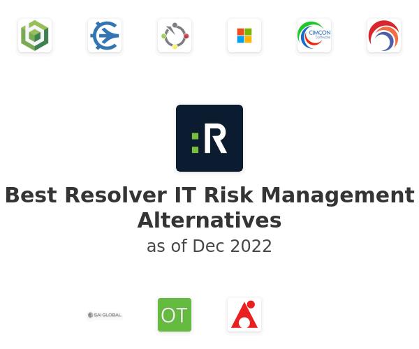 Best Resolver IT Risk Management Alternatives