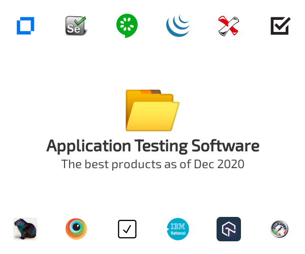 Application Testing Software
