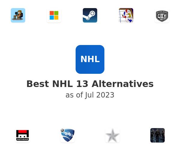 Best NHL 13 Alternatives