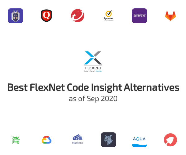 Best FlexNet Code Insight Alternatives