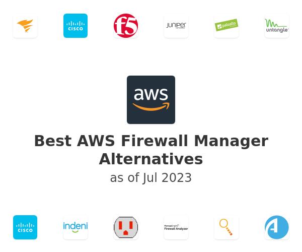 Best AWS Firewall Manager Alternatives