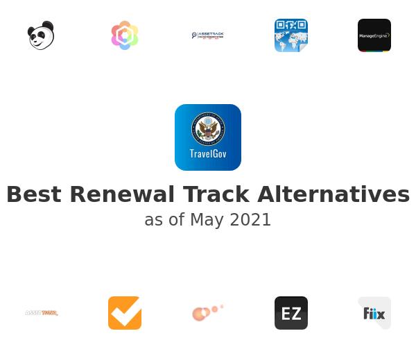 Best Renewal Track Alternatives
