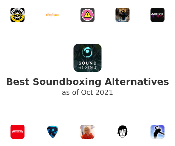 Best Soundboxing Alternatives