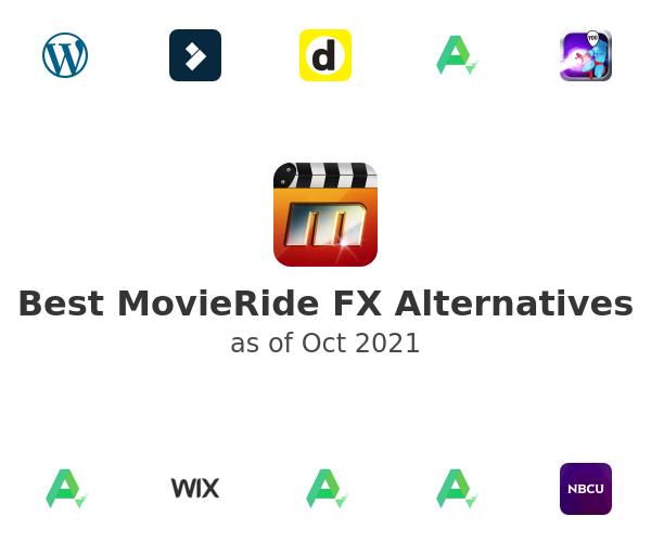 Best MovieRide FX Alternatives