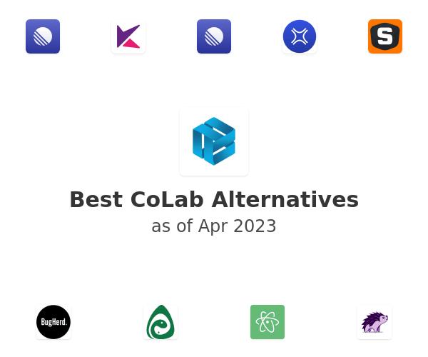 Best CoLab Alternatives