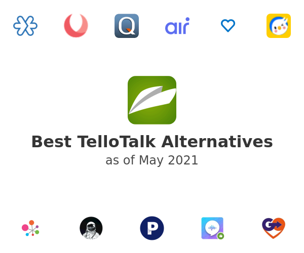 Best TelloTalk Alternatives