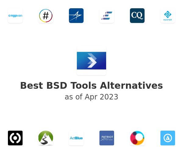 Best BSD Tools Alternatives