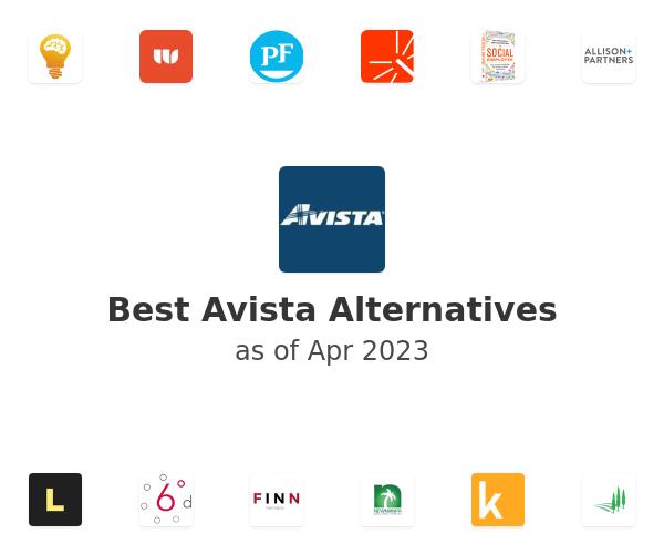Best Avista Alternatives