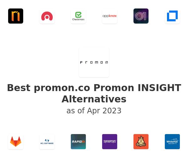 Best Promon INSIGHT Alternatives