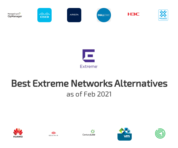 Best Extreme Networks Alternatives