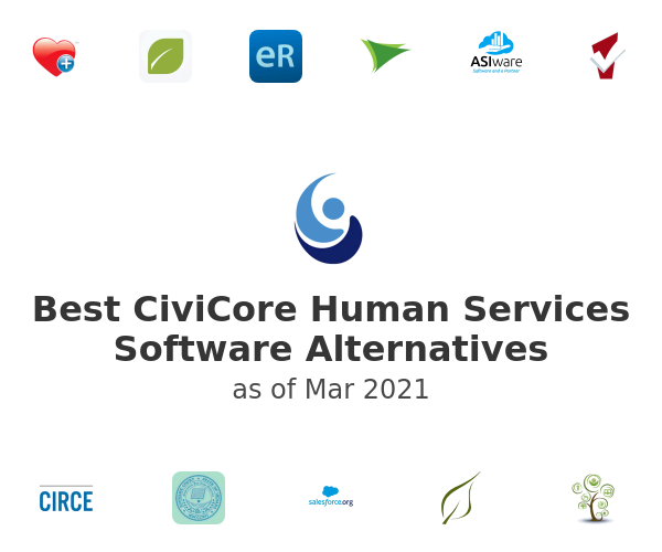 Best CiviCore Human Services Software Alternatives