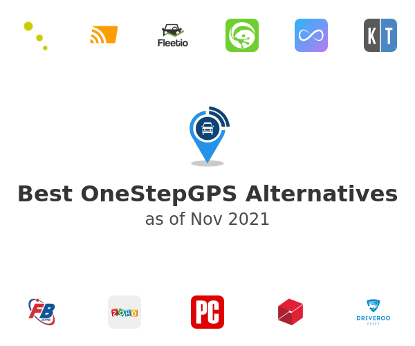 Best OneStepGPS Alternatives