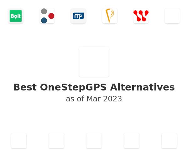 Best OneStepGPS Alternatives