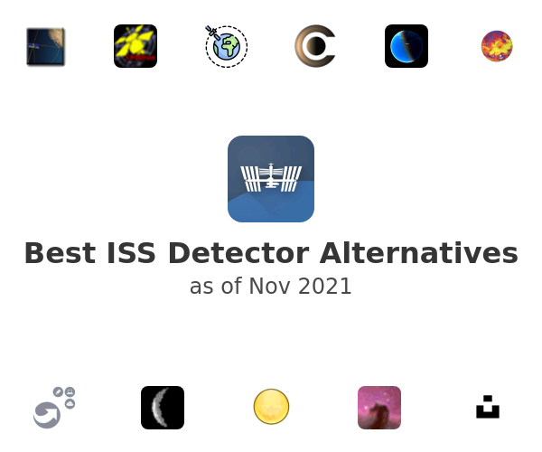 Best ISS Detector Alternatives
