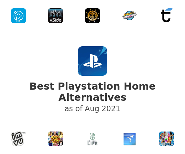 Best Playstation Home Alternatives