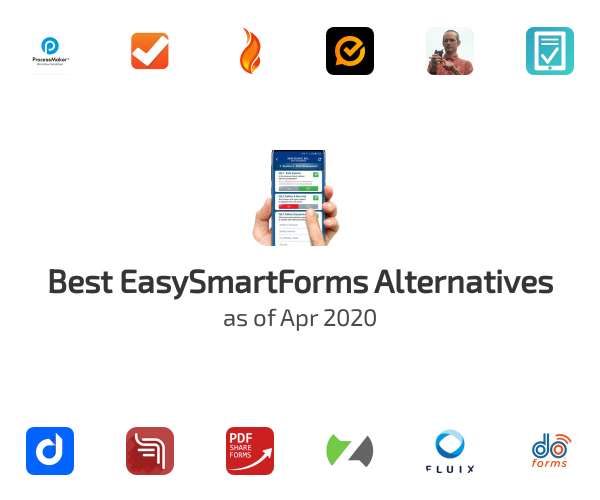 Best EasySmartForms Alternatives