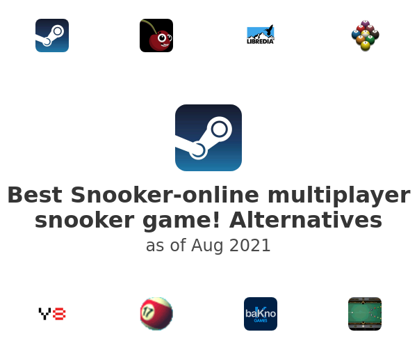Best Snooker-online multiplayer snooker game! Alternatives