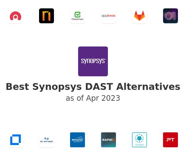 Best Synopsys DAST Alternatives