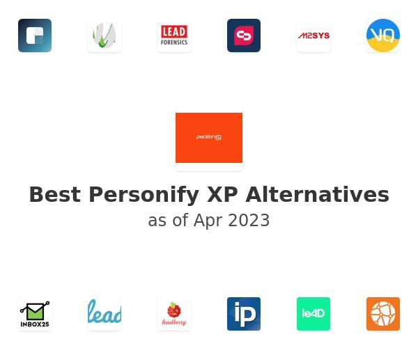 Best Personify XP Alternatives