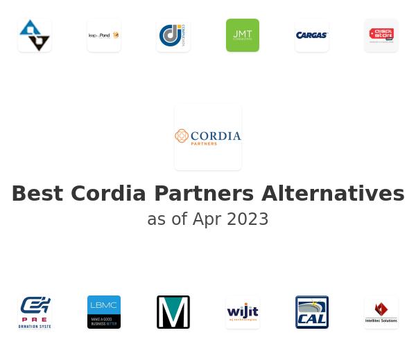 Best Cordia Partners Alternatives