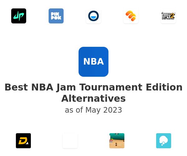 Best NBA Jam Tournament Edition Alternatives