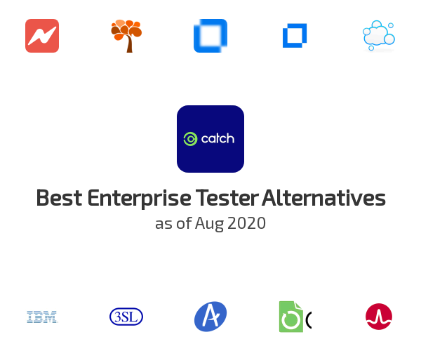 Best Enterprise Tester Alternatives