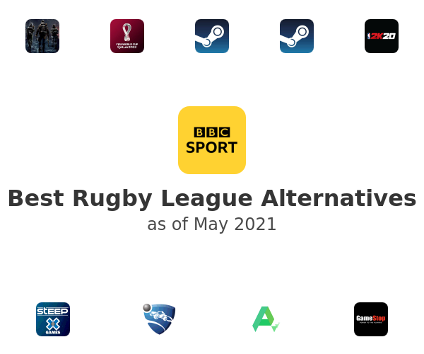 Best Rugby League Alternatives