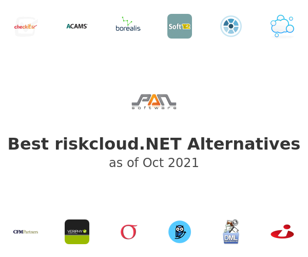 Best riskcloud.NET Alternatives
