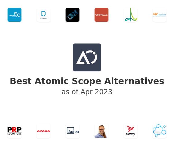 Best Atomic Scope Alternatives