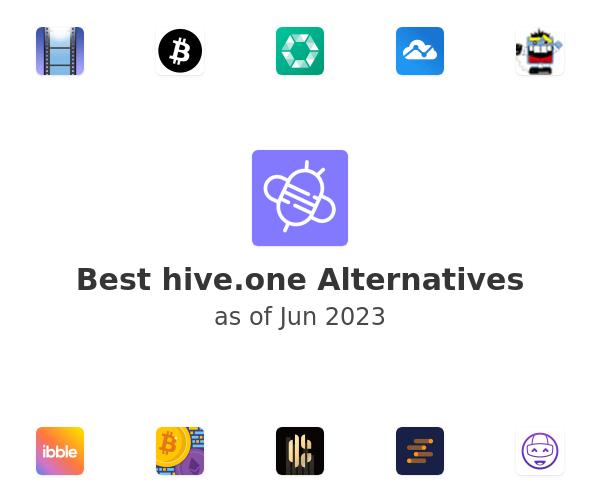 Best hive.one Alternatives