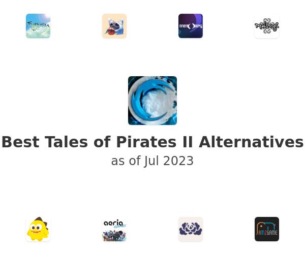 Best Tales of Pirates II Alternatives