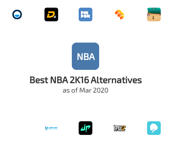 Best NBA 2K16 Alternatives