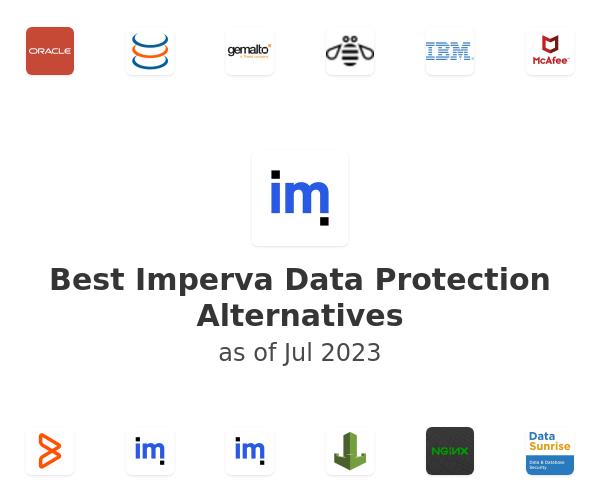 Best Imperva Data Protection Alternatives