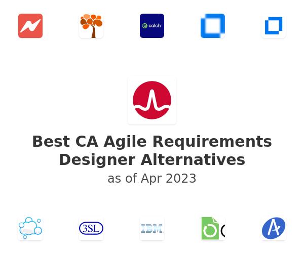 Best CA Agile Requirements Designer Alternatives