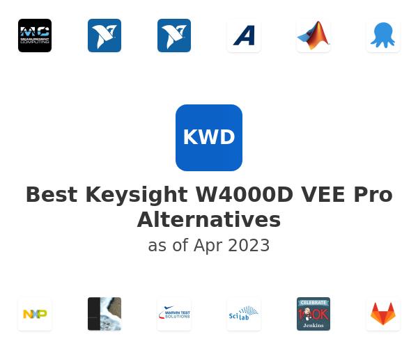 Best Agilent VEE Alternatives