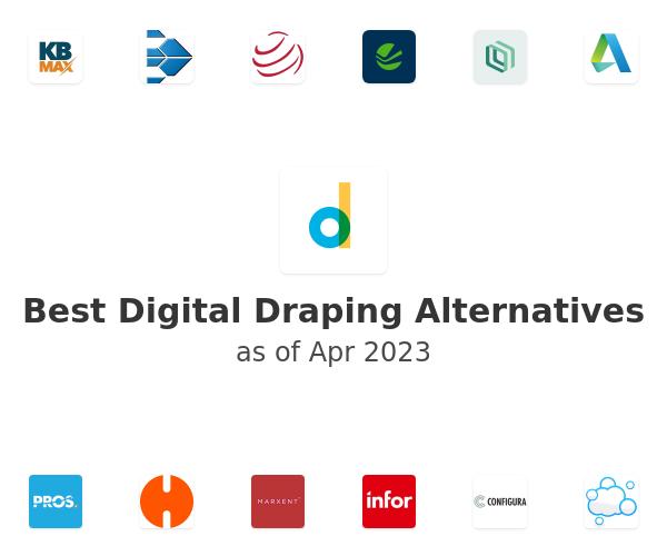 Best Digital Draping Alternatives